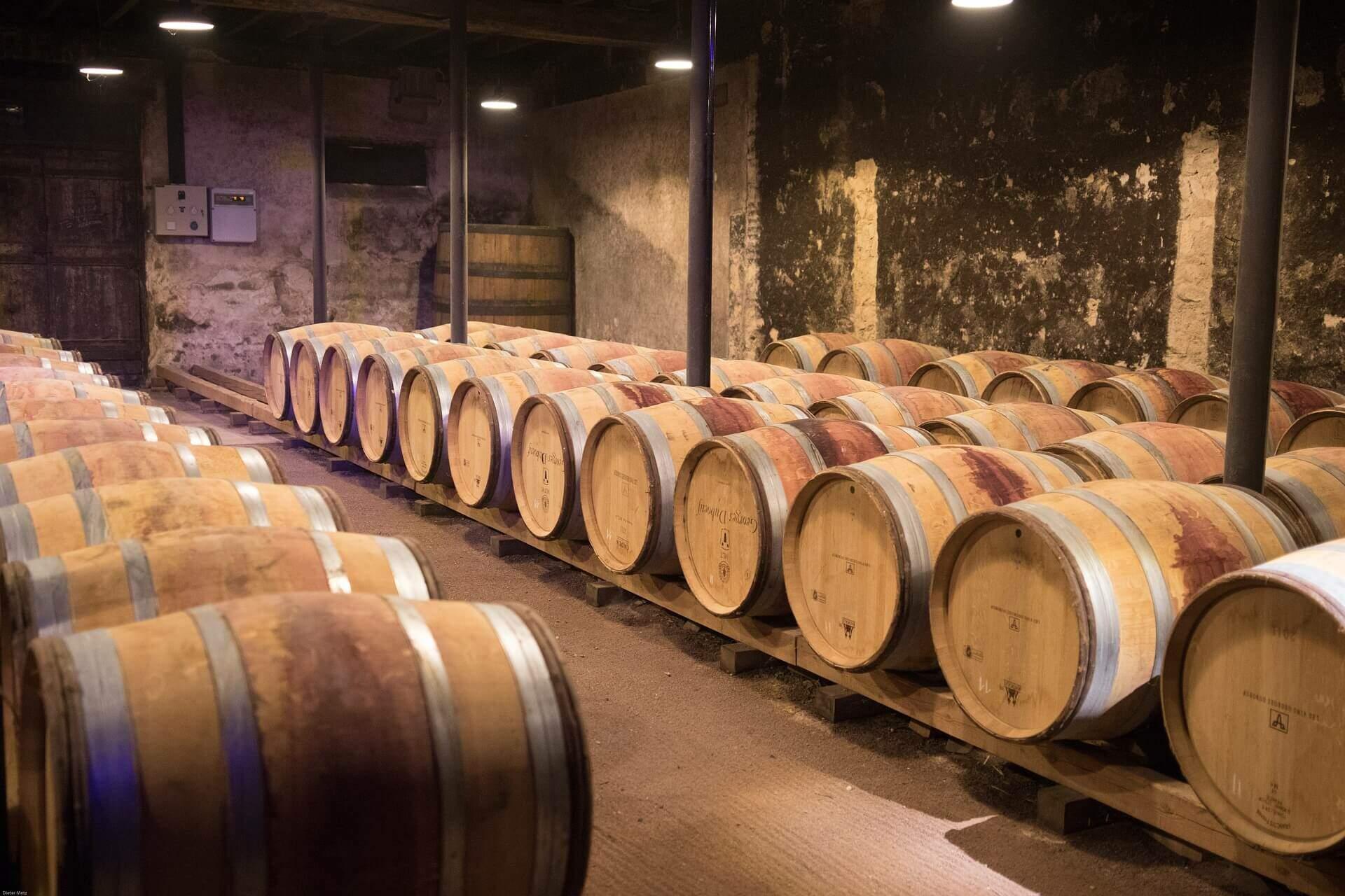 Barrica de vinho